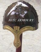 IR80607 ARMOUR HELMET NORMAN KNIGHT BY IOTC ARMOURY