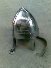 IR80699 ARMOUR HELMET NORMAN FIGHT BY IOTC ARMOURY